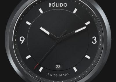 BOLIDO pure - black